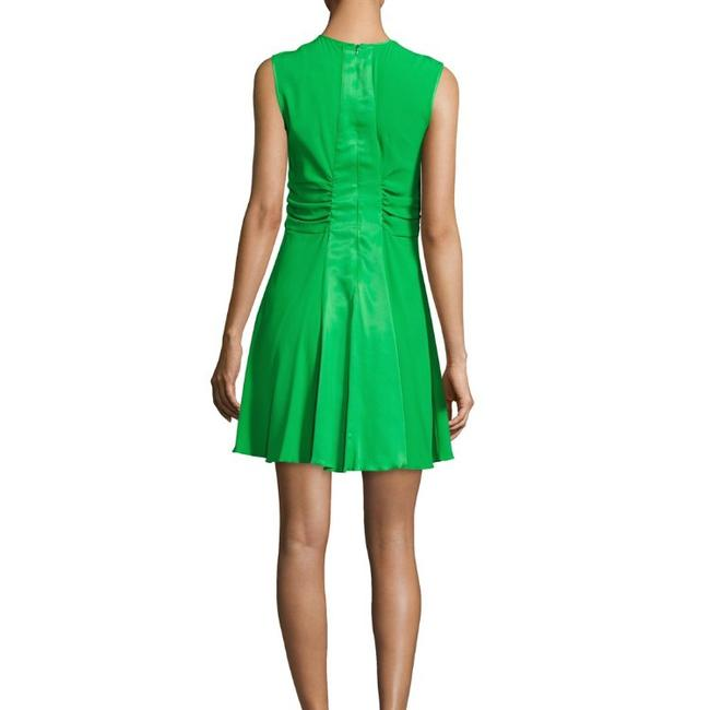 Sandro short dress green on Tradesy Image 1