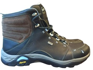 Ahnu Lightweight Comfortable Hiking Leather Waterproof Boots