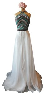 Val Stefani Prom Beaded Bohemian Dress