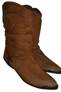 Zodiac SADDLE TAN Boots