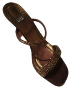 Stuart Weitzman Bronze Formal