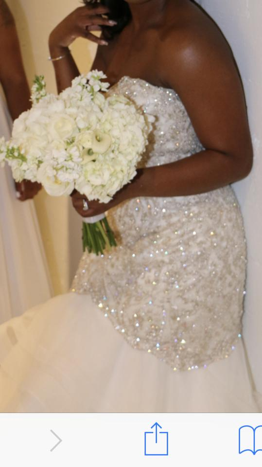 Eddy k dominica wedding dress on sale 39 off wedding for Best way to sell used wedding dress