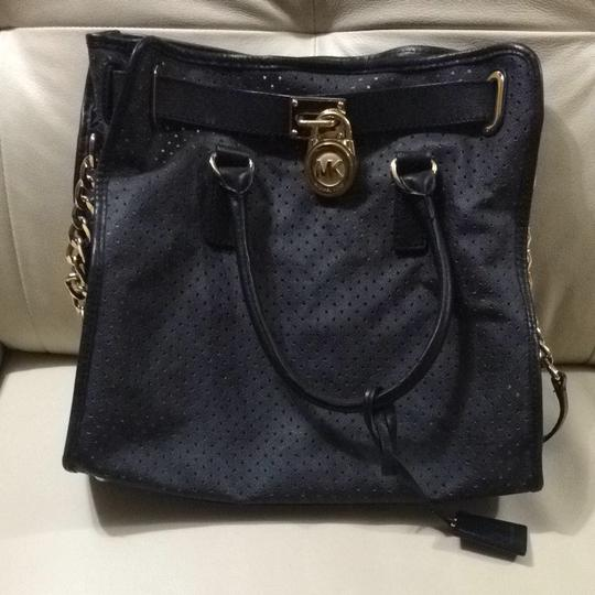 Michael by Michael Kors Tote in Black
