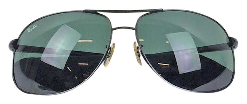 e8f132c646 Ray-Ban Ray-Ban 3342 004/51 Warrior Aviator Sunglasses Image 0 ...
