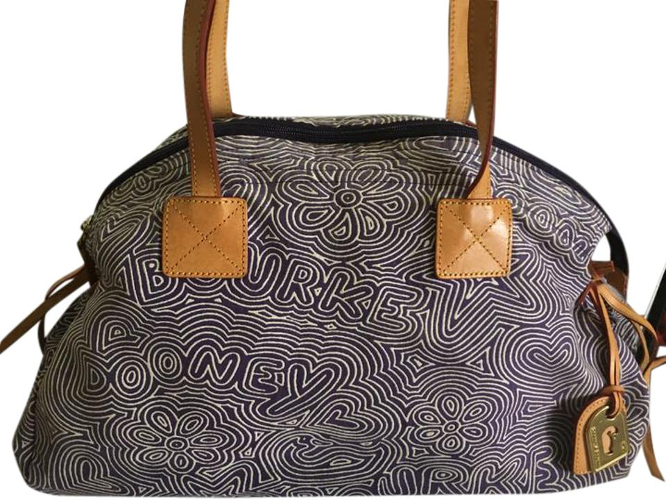 Dooney Bourke Duffle Graffiti Gym Diaper Carla Sport Travel Bag