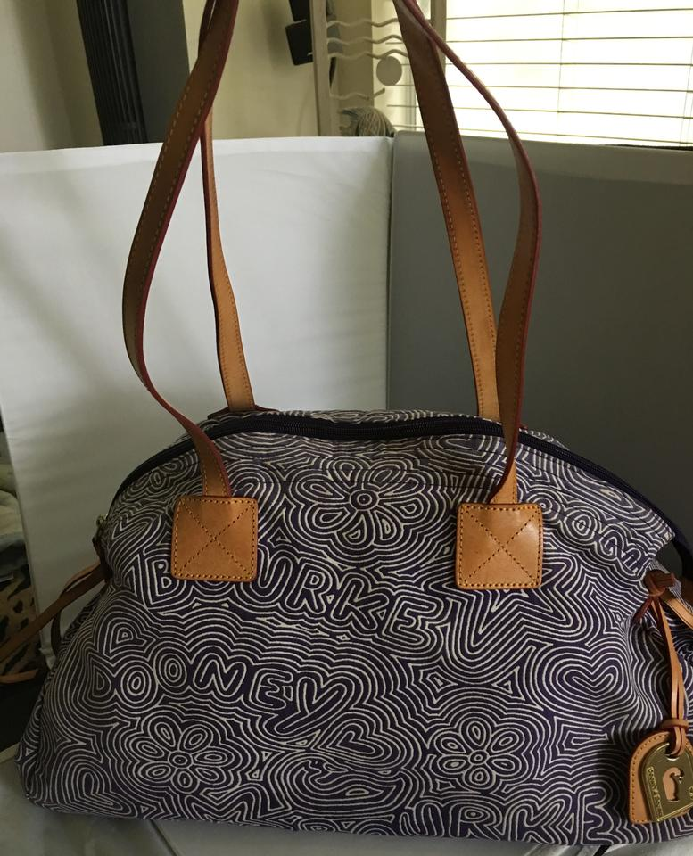 Dooney Amp Bourke Amp Db Sport Carla Domed Duffle Tote Travel