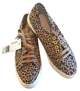 Superga Leopard Athletic