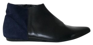 Pierre Hardy Black/ navy Boots