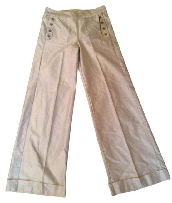 French Connection Super Flare Pants Champagne