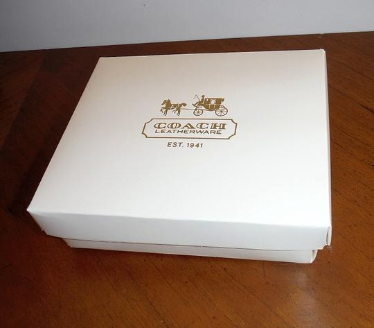Coach Gift Gift Box Gift Set Paper Tote