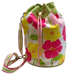 Lilly Pulitzer pink Beach Bag