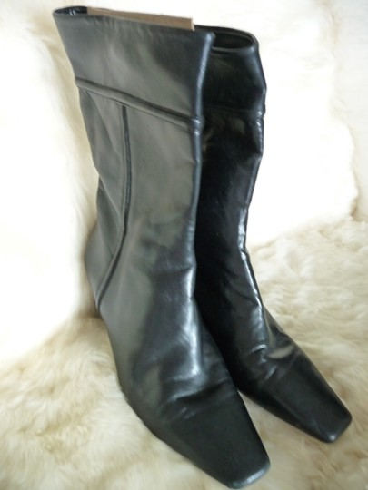 Cole Haan Black Boots Image 9
