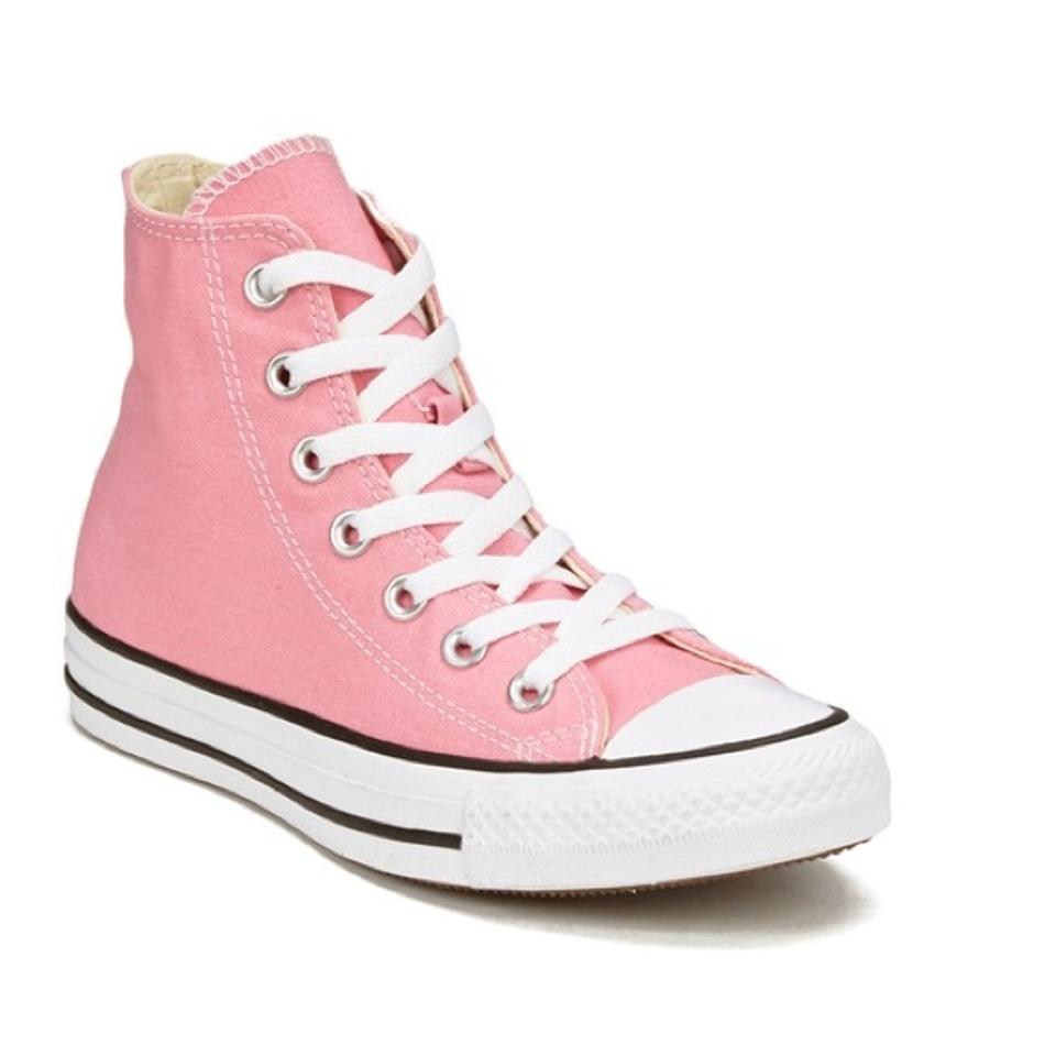 4025a55b9819 Converse Daybreak Pink Women s Chuck Taylor All Star Hi-top Trainers  Sneakers