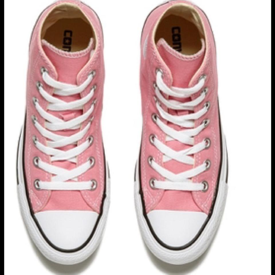3c6ddff4a958 Converse Daybreak Pink Women s Chuck Taylor All Star Hi-top Trainers ...