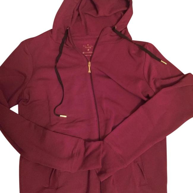 Item - Zinfandel Cozy Tab Bow Hoodie Activewear Outerwear Size 4 (S, 27)