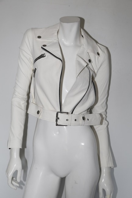 Kendell Kylie white Jacket
