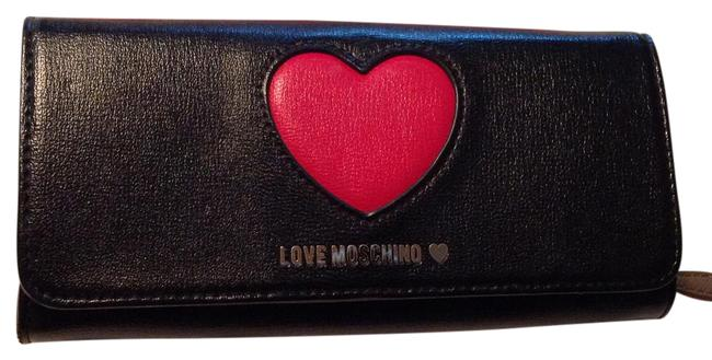 Item - Special Edition Black/Red Leather Wristlet