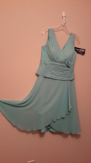 Daymor Couture Azure Dress