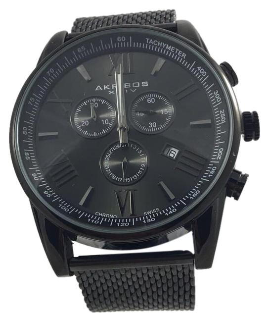 Item - Chronograph Stainless Steel Men's Watch