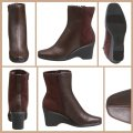 Easy Spirit Brown Boots Image 1