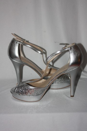 Baby Phat silver sequins Pumps Image 1