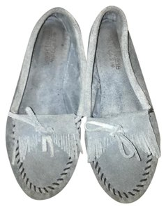 Minnetonka blue grey Flats