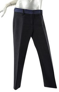 Prada Gab Crop Capri/Cropped Pants Black