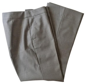 Max Mara Max Mara Master Trousers Grey Light Wool