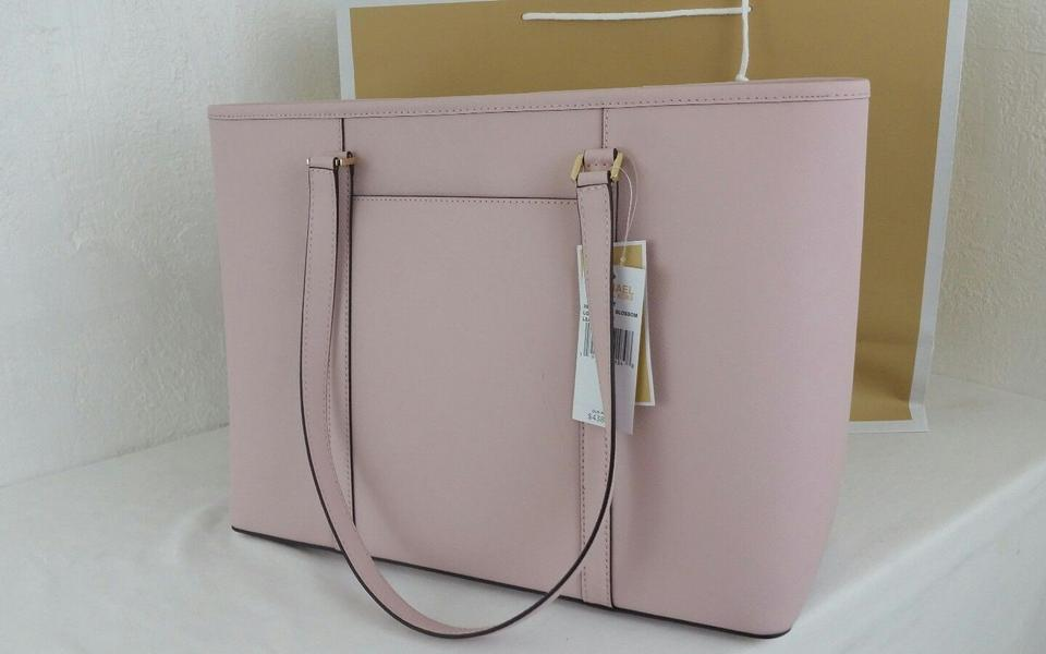 Michael Kors New Sady Large Tz Lthr Msrp Blossom Saffiano Leather Tote 56% off retail