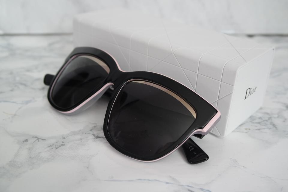 f82d576d78f1b Dior Sunglasses Black And Pink