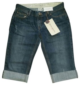 Banana Republic Distressed Vintage Casual Capri/Cropped Denim-Distressed