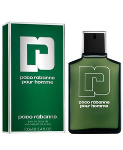paco rabanne PACO RABANNE POUR HOMME BY PACO RABANNE-100 ML- FRANCE