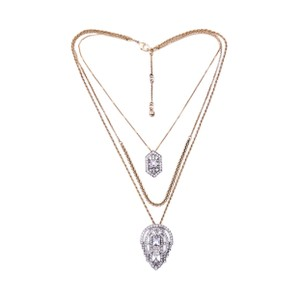 Chloe + Isabel Art Deco convertible pendent necklace