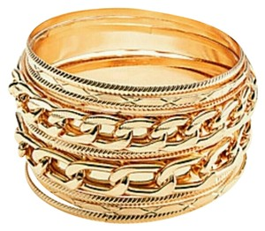 Cra Couture Jewelry Cara Couture Multi Bangle Bracelet Set