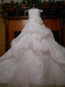 Enzoani Brand New Modeca Nubit Wedding Dress