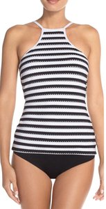 SeaFolly C D Cup Coast To Coast High Neck Singlet Swimsuit Top