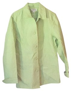 Coldwater Creek Light green Jacket