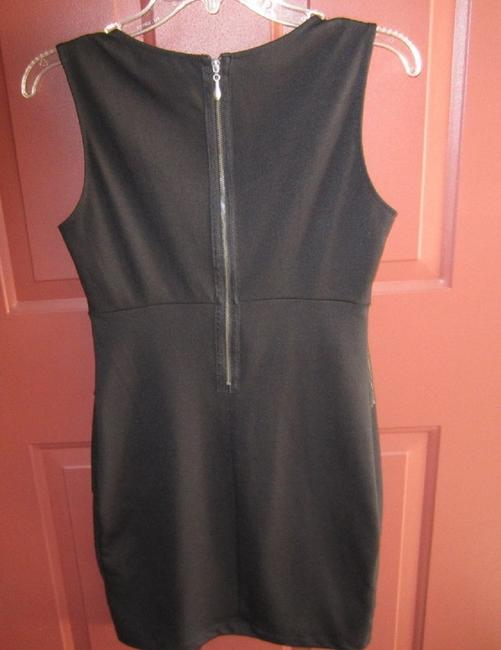 Vanity short dress Black on Tradesy
