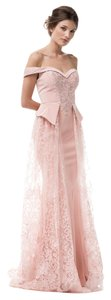 Bicici & Coty Cp8108 Mother Of Bride Evening Gown Embroidered Prom Dress