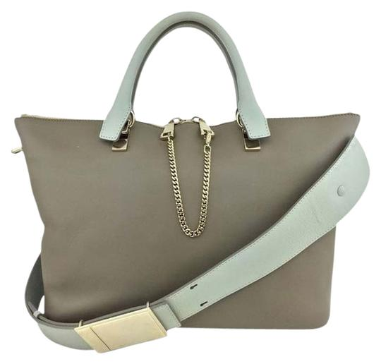 Preload https://item1.tradesy.com/images/chloe-baylee-medium-in-two-tone-taupe-leather-tote-2148455-0-0.jpg?width=440&height=440