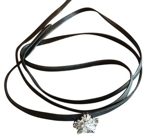 Fallon Mini Monarch Crystal Starburst Choker Necklace