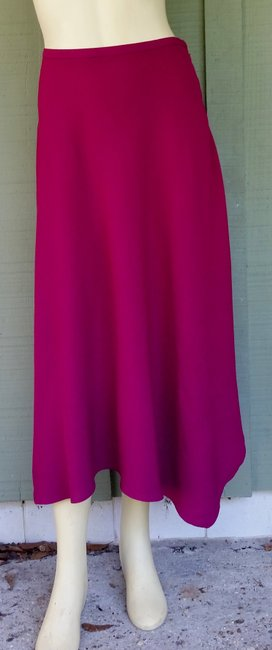 Other short dress Magenta Handkerchief Hem Embroidered 2 Piece Set Outfit on Tradesy Image 3