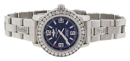 Preload https://img-static.tradesy.com/item/2148691/breitling-4ct-ladies-cold-33-with-appriasl-watch-0-1-540-540.jpg