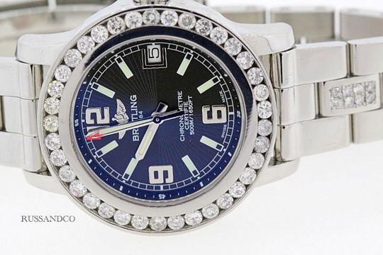 Breitling 4CT LADIES BREITLING COLD 33 WATCH WITH APPRIASL Image 1