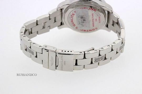 Breitling 4CT LADIES BREITLING COLD 33 WATCH WITH APPRIASL Image 3