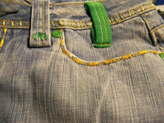 Pepe Jeans Taylor 61802 Boot Cut Jeans-Distressed Image 11