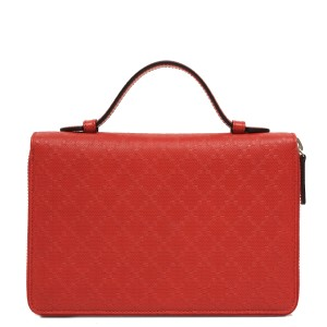 ff2e63203cff Gucci Gucci diamante leather travel document case red 336298
