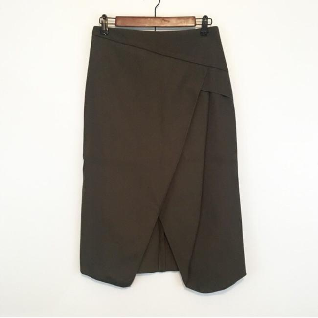 C/meo Collective Skirt Olive Image 1