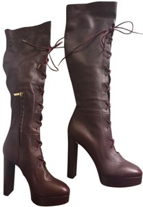 Jimmy Choo Over The Knee Platform Drix Boots