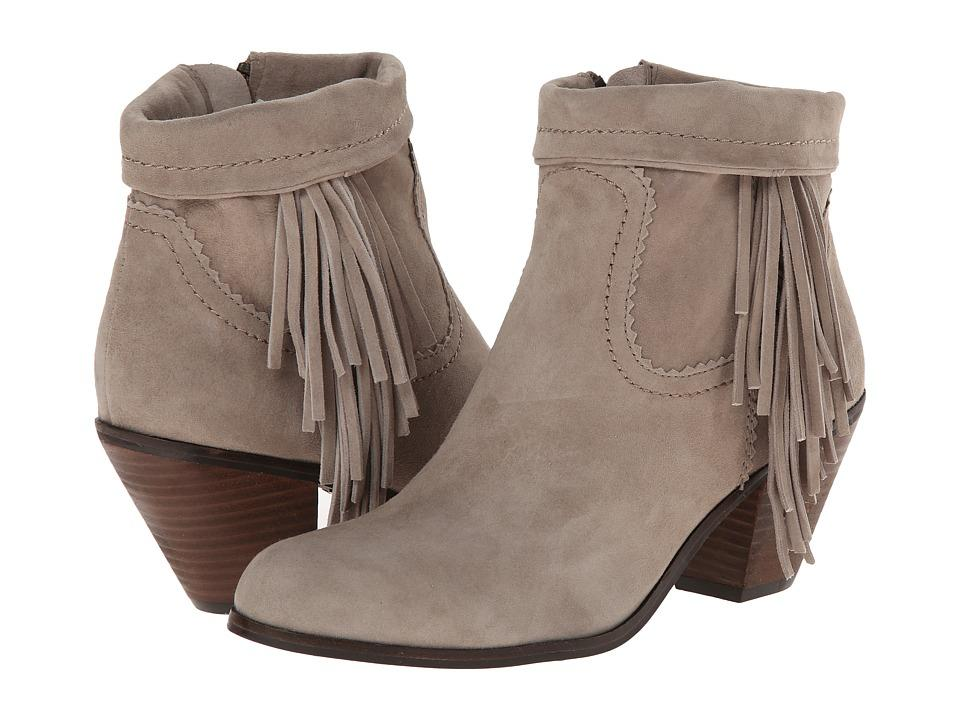 60f35d1ca35ff7 Sam Edelman Tan Louie Fringe New Boots Booties Size US 5 Regular (M ...